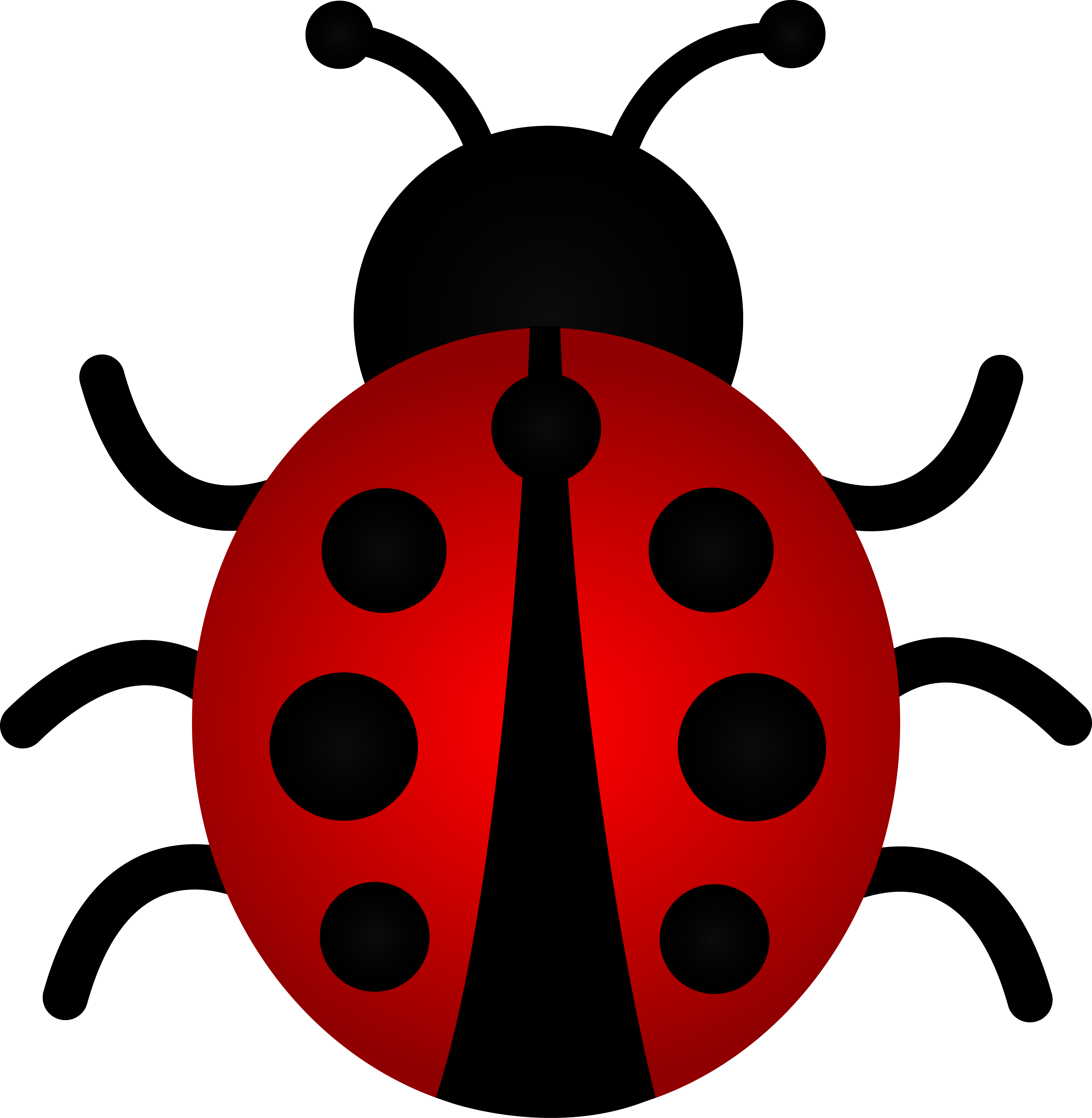 Cute ladybug at getdrawings. Bugs clipart jpg free library