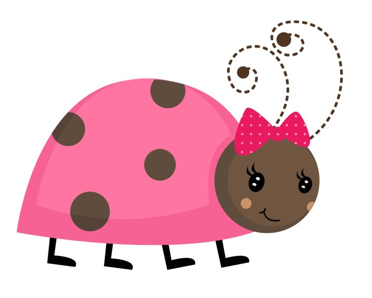 Ladybugs clipart baby girl. Best joaninha images