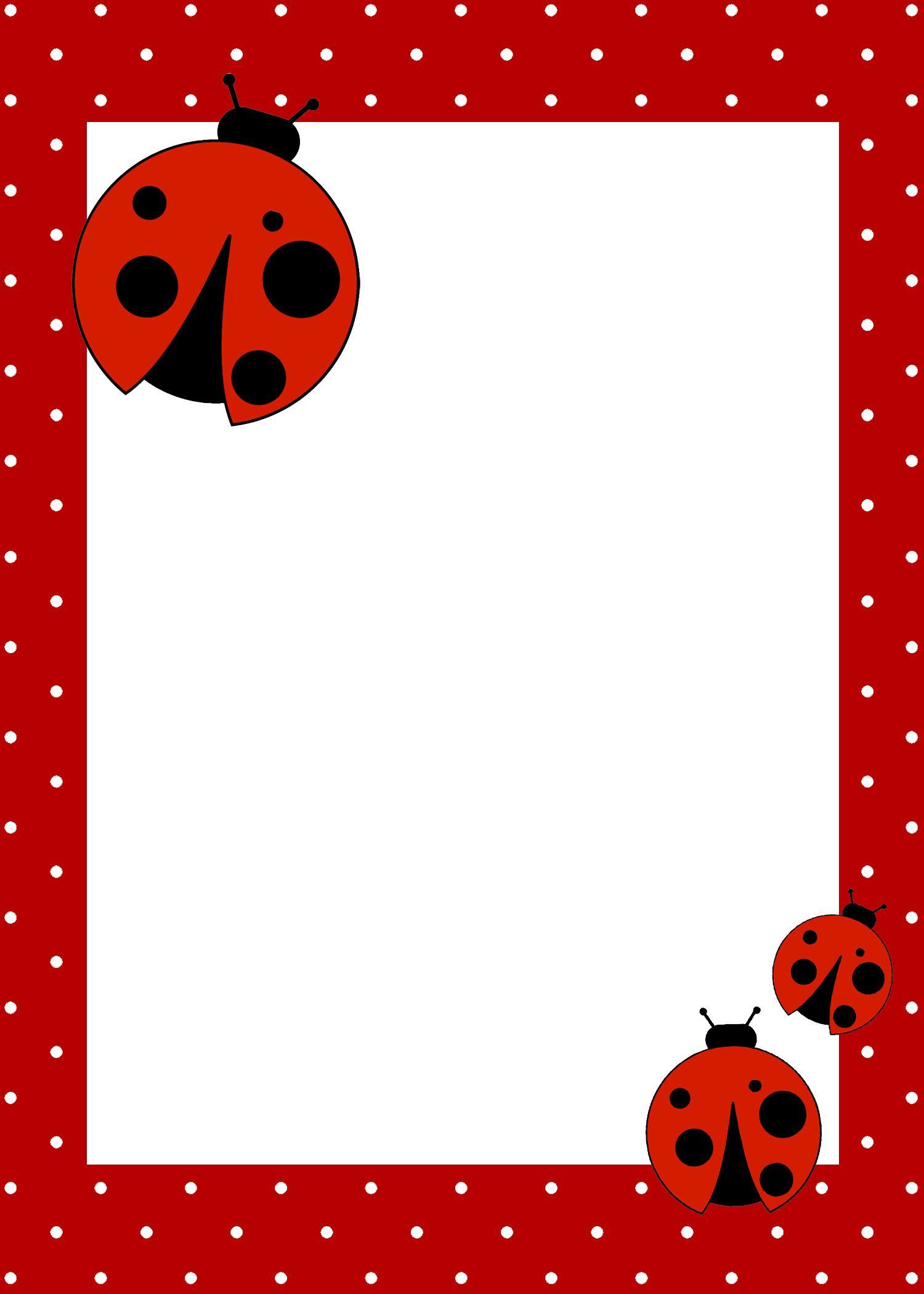 Ladybugs clipart banner. Ladybug birthday party with