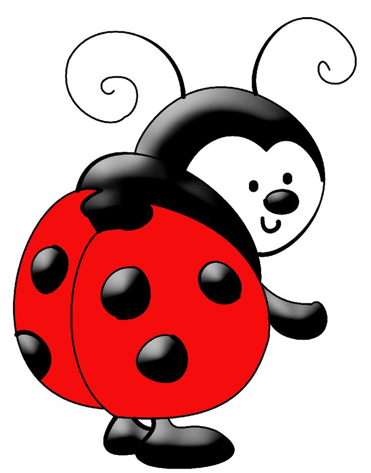 Ladybugs clipart kid. Insect for kids at
