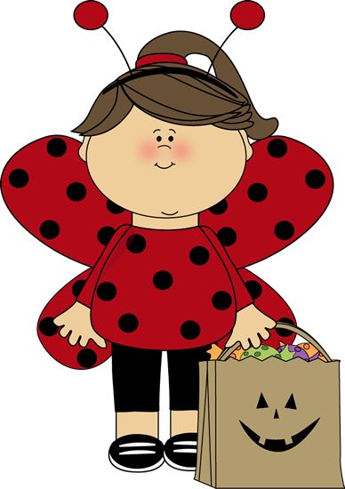 ladybugs clipart kid