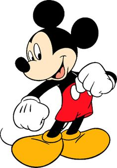 lake clipart mouse