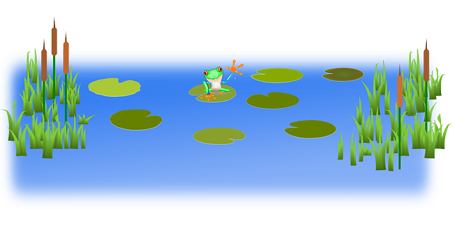 Lake clipart pond plant. Ponds welcome to calvin