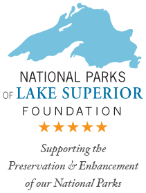 Lake superior png. National parks of foundation