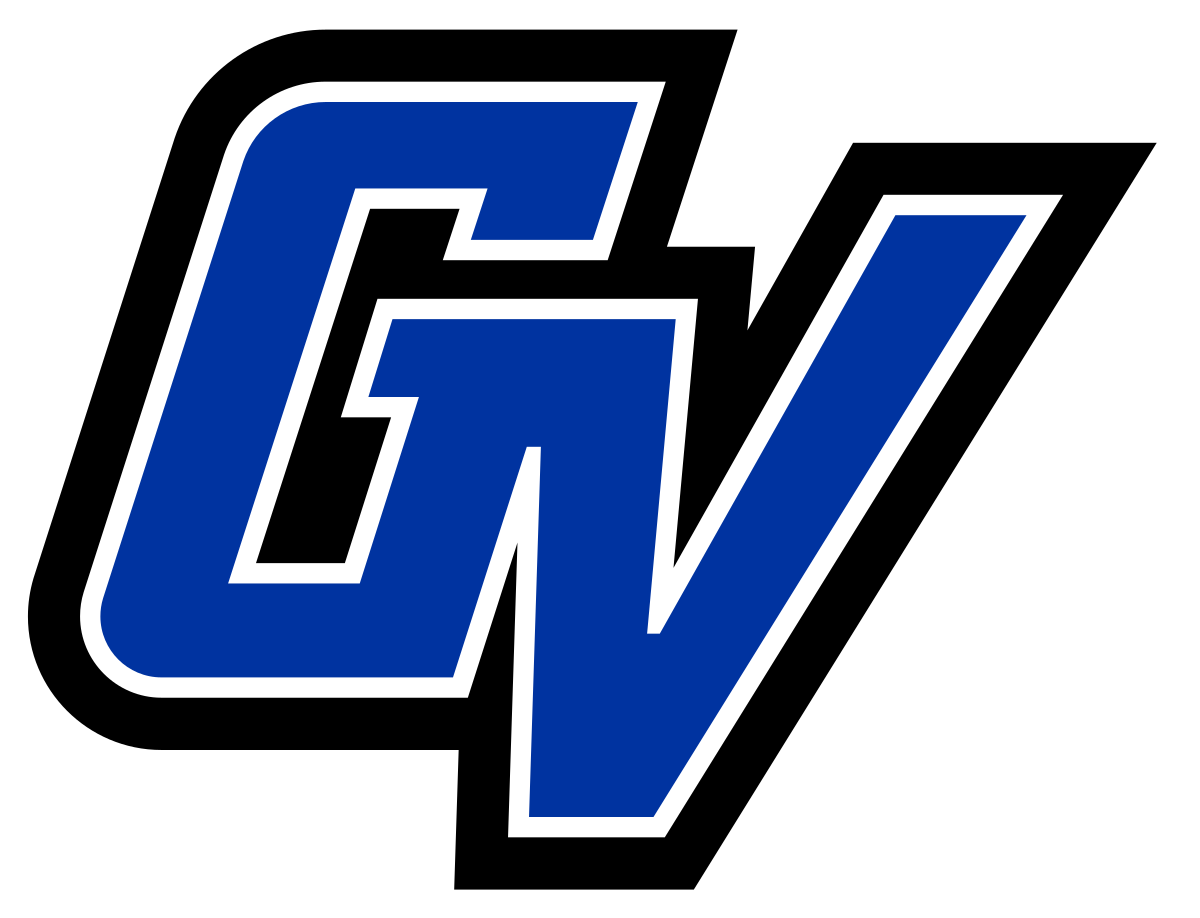Lakers drawing original. Grand valley state football
