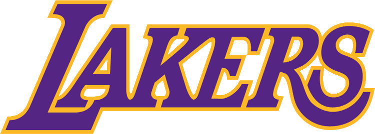 Lakers drawing original. Los angeles wordmark