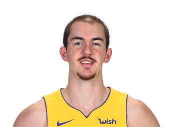 Lakers drawing person. Alex caruso stats news