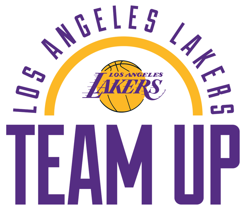 Lakers logo png. Community relations los angeles