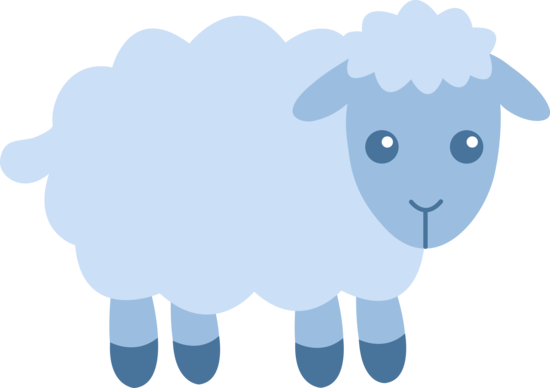 Lamb clipart baby lamb. Sheep