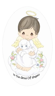 Lamb clipart baptism. Free precious moments images