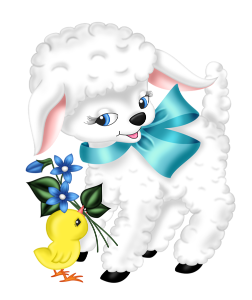 Lamb clipart easter. At getdrawings com free
