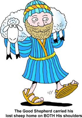 shepherd clipart good shepherd