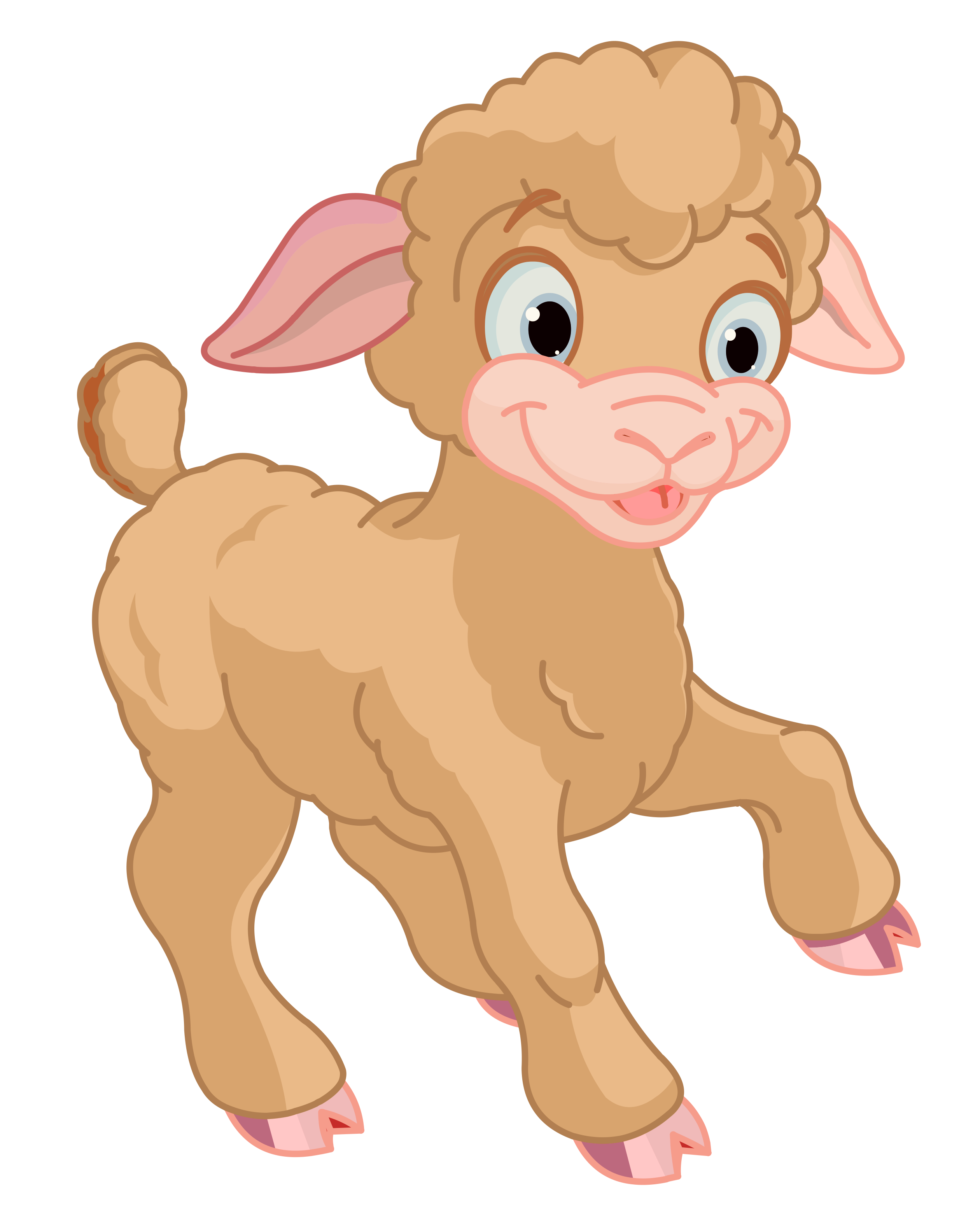 Lamb clipart png. Cute little gallery yopriceville