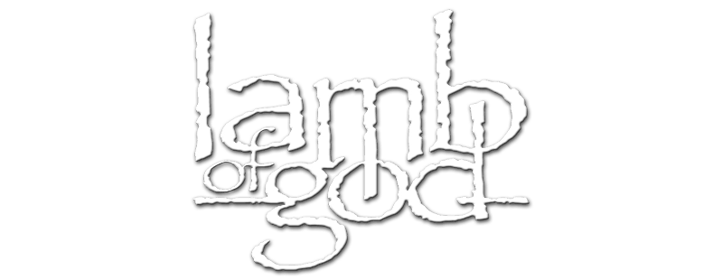 lamb of god logo png