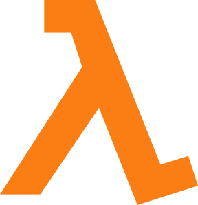Lambda vector math. Orange clip art at