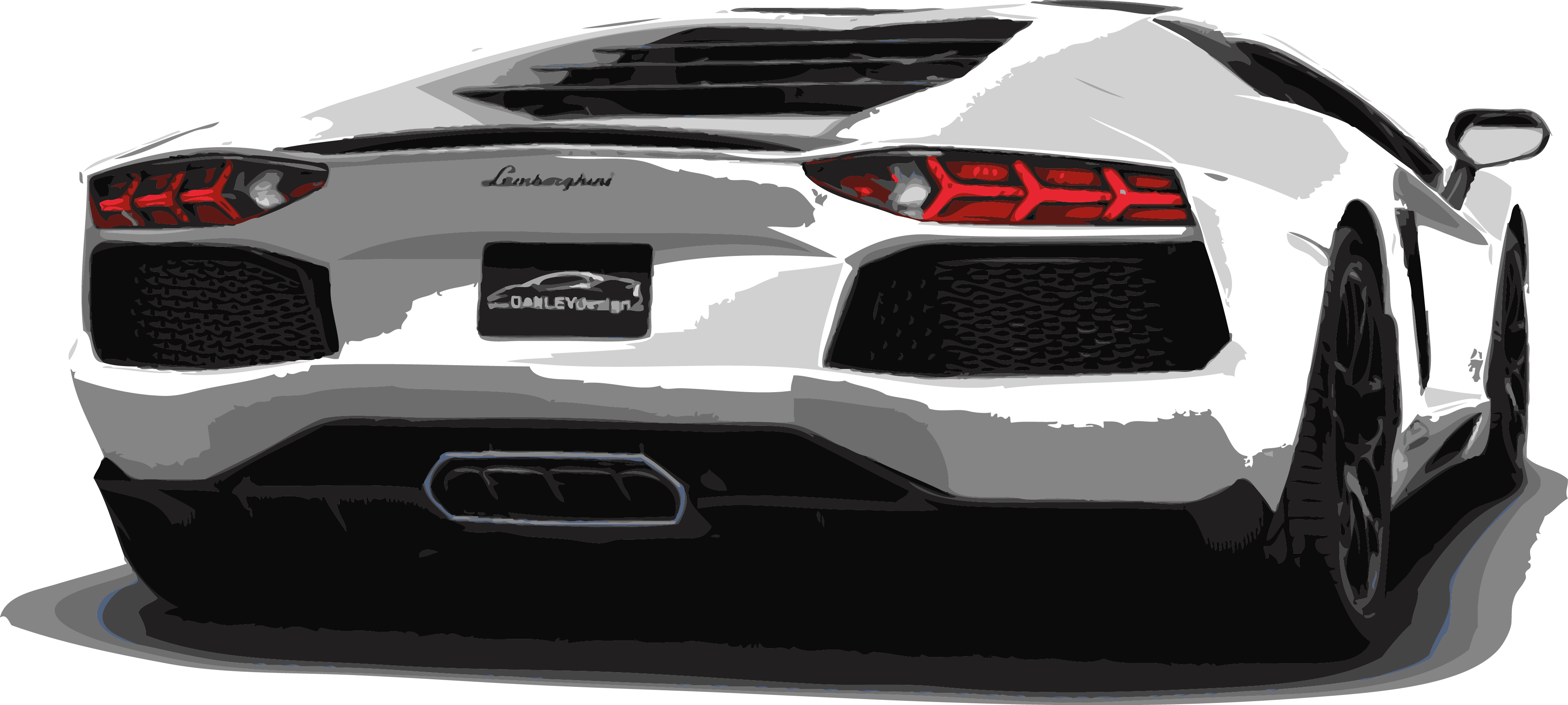 Lambo transparent cartoon. Lamborghini aventador gallardo sports