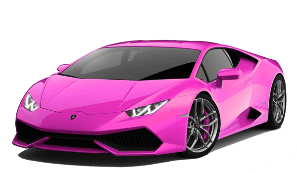 Lambo transparent pink. Fast cars test site
