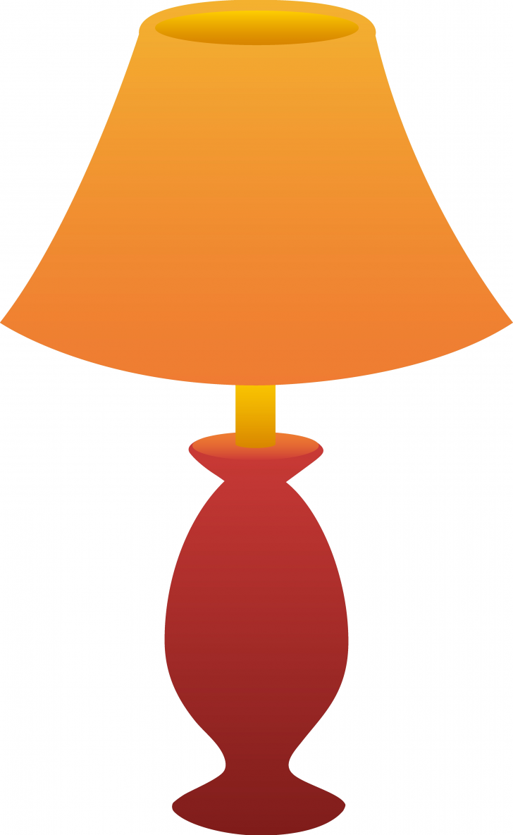Lamp clipart. Awesome table badotcom com