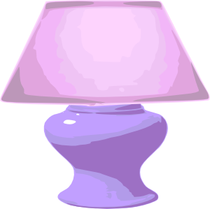 Lamp clipart bed lamp. Clip art at clker
