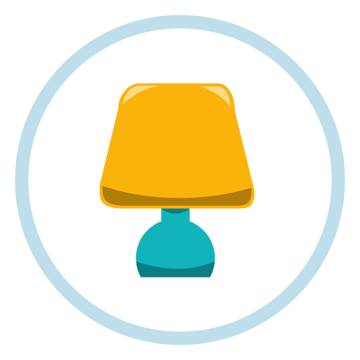 Lamp clipart bed lamp. Bedroom icon transparent png