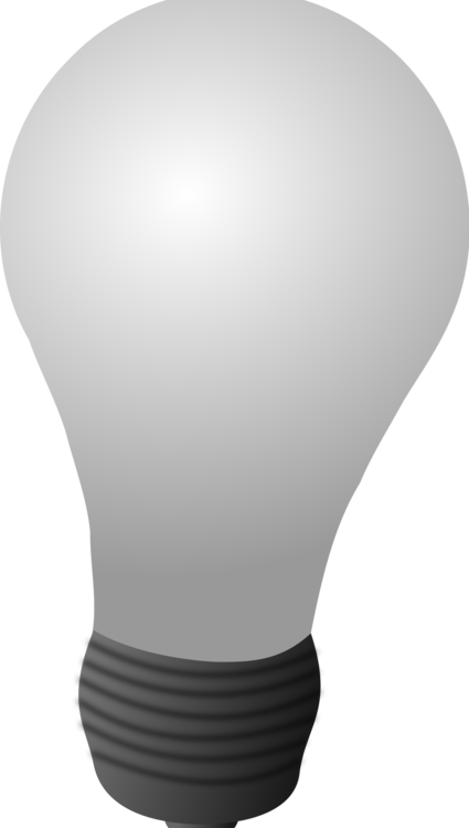 Lamp clipart flourescent lamp. Incandescent light bulb electric