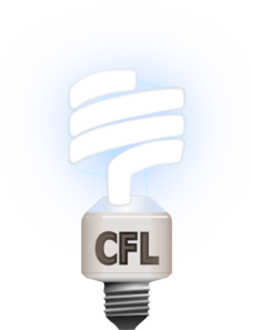 Lamp clipart flourescent lamp. Light clip art at