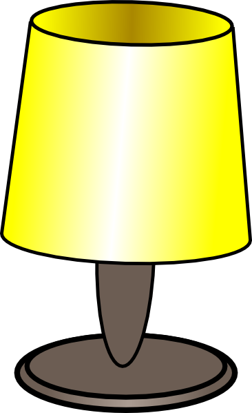 lamp clipart bed lamp