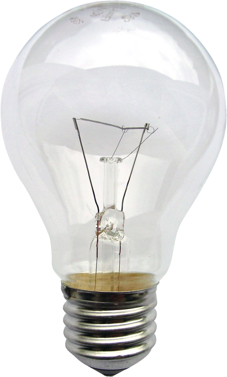 light bulb on off png