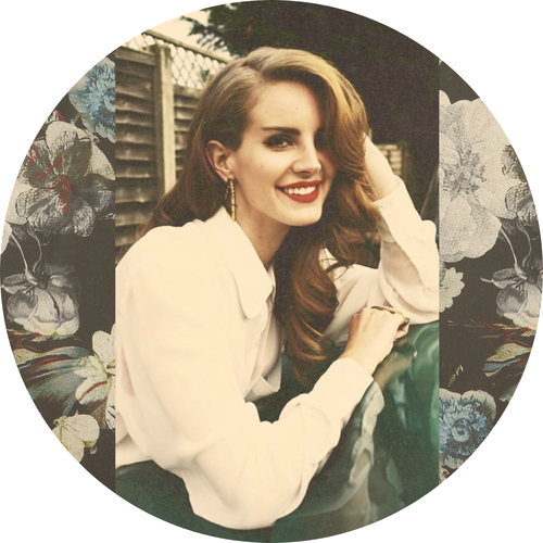 Lana del rey png tumblr. On we heart it