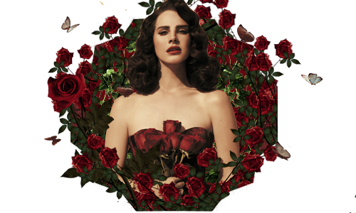Lana del rey signature png. By damny u on