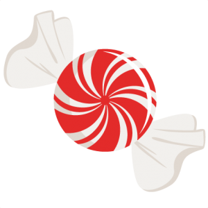 Peppermint drawing cute. Candy land clipart christmas