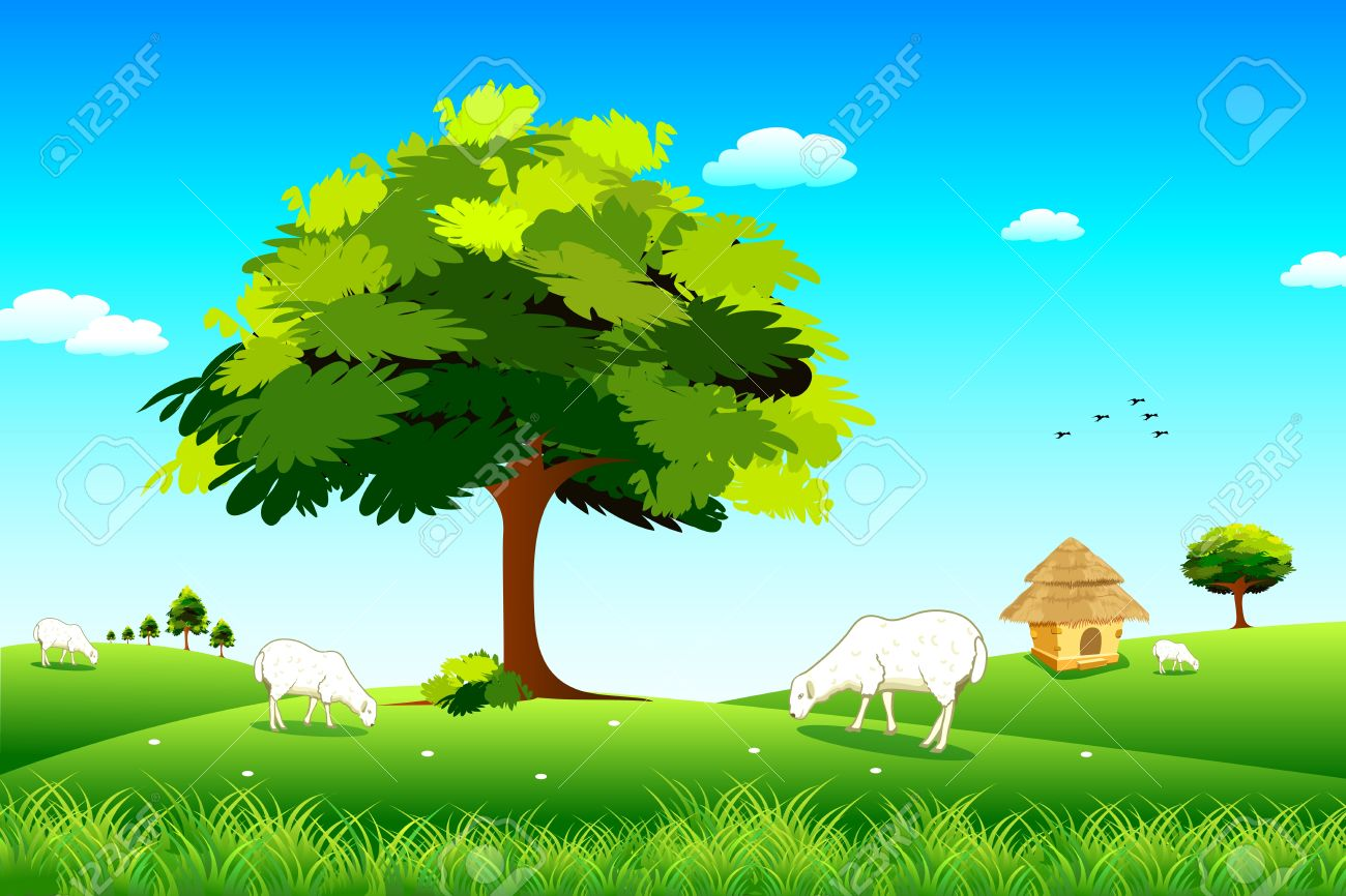 See habitat pencil and. Land clipart grassland biome banner royalty free stock