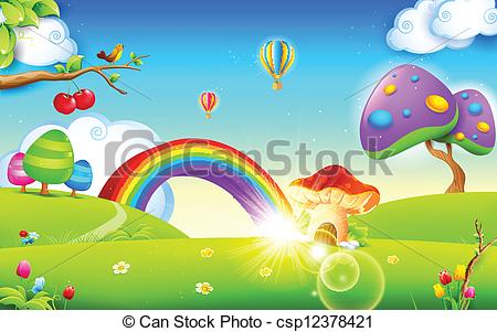 Nature clipart spring. In season illustration of image royalty free download