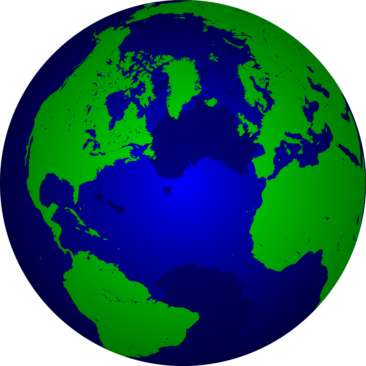Land vector blue green. Map wikipedia