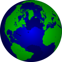Land vector blue green. Map wikipedia the vmap