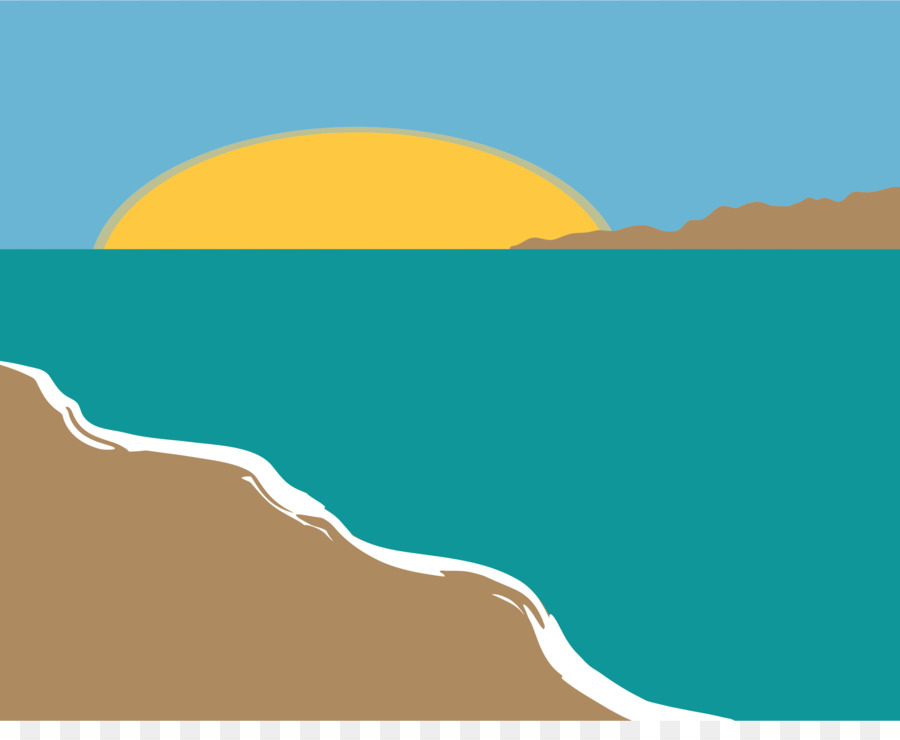 Landscape clipart seascape. At getdrawings com free