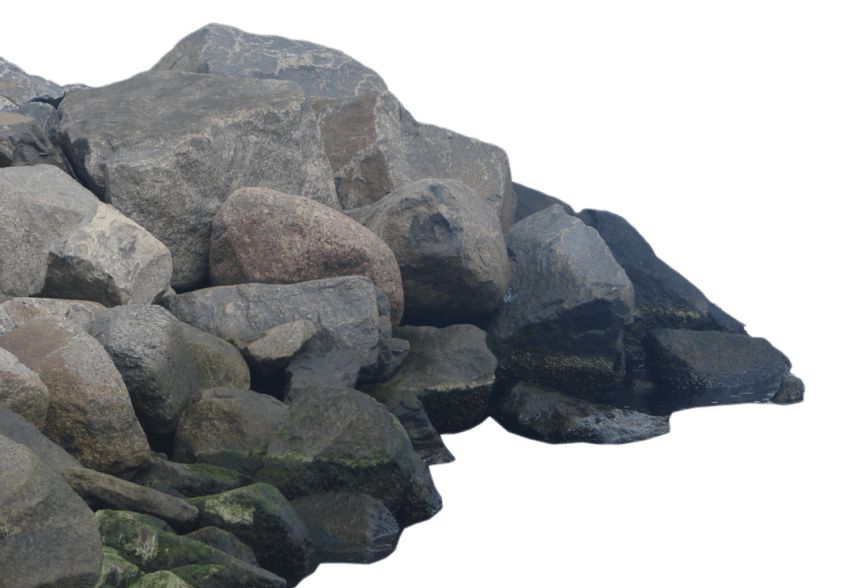 Boulder drawing pile rock. Png free images toppng