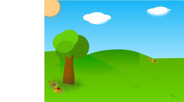 vector hd landscape