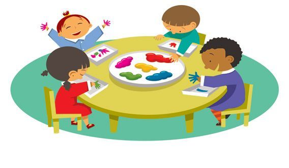 Classroom clipart early childhood classroom. Preschool google search fun