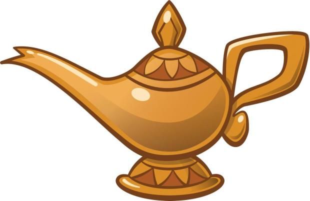 Lantern clipart aladdin. Genie magic lamp with