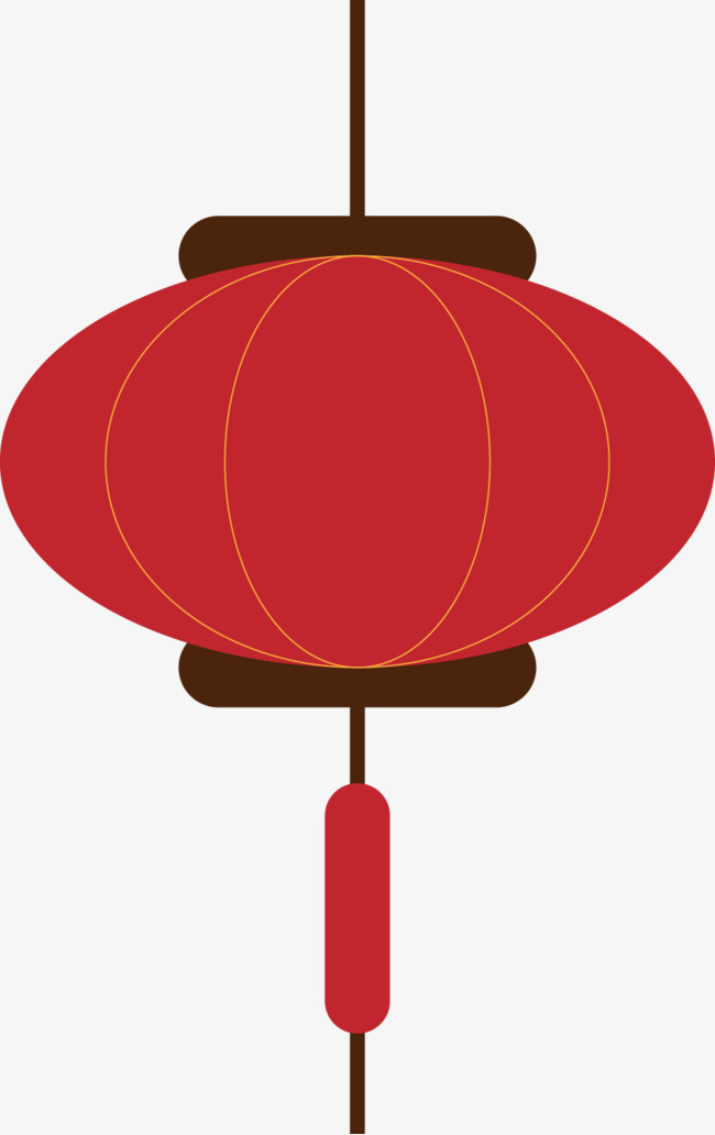 Lantern clipart china ancient. Red chinese style joyous