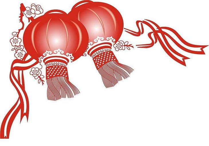 Lantern clipart china ancient. Chinese new year clip