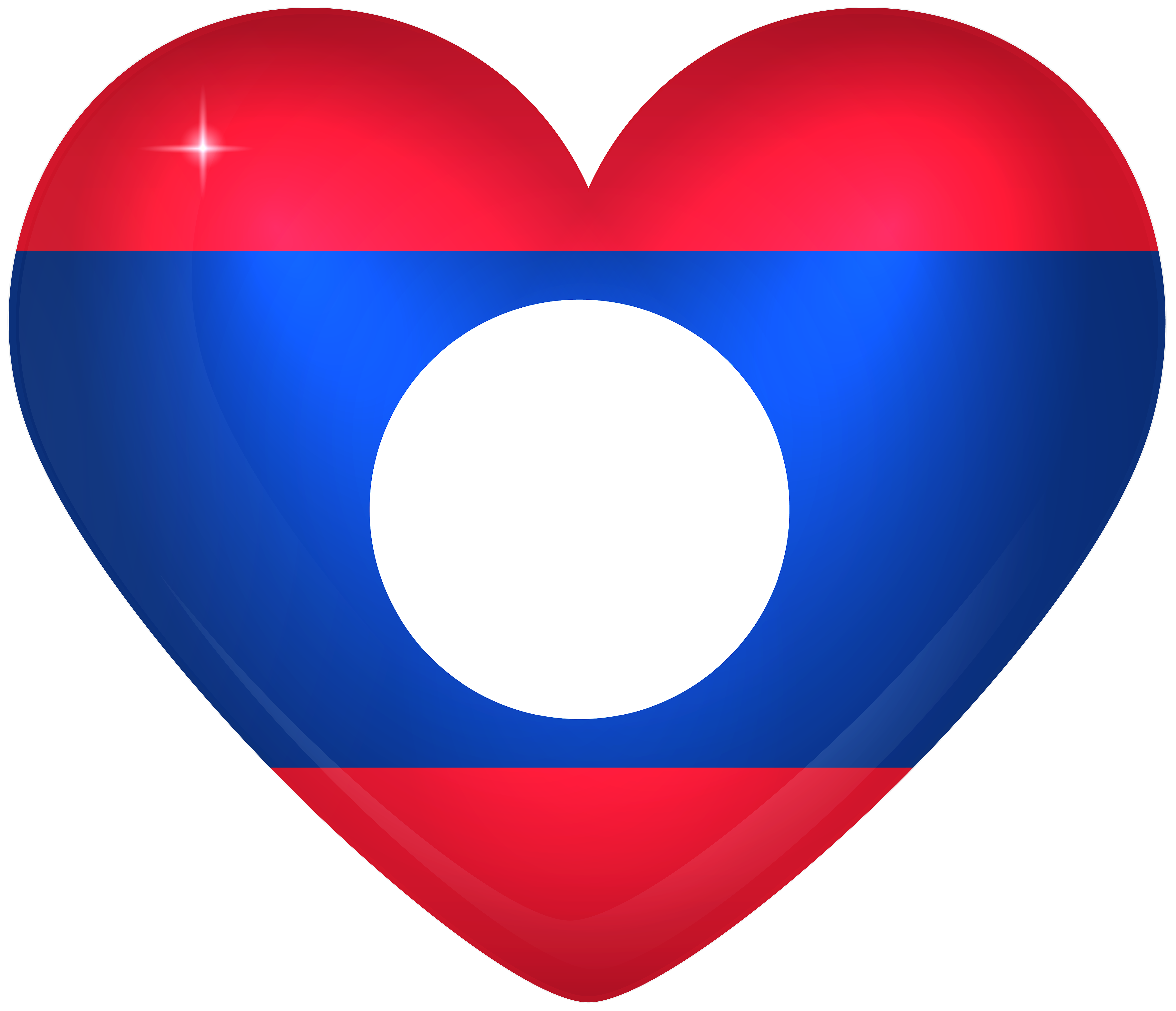 Laos flag png. Large heart gallery yopriceville