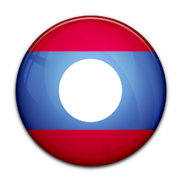 Laos flag png. Of icon download world