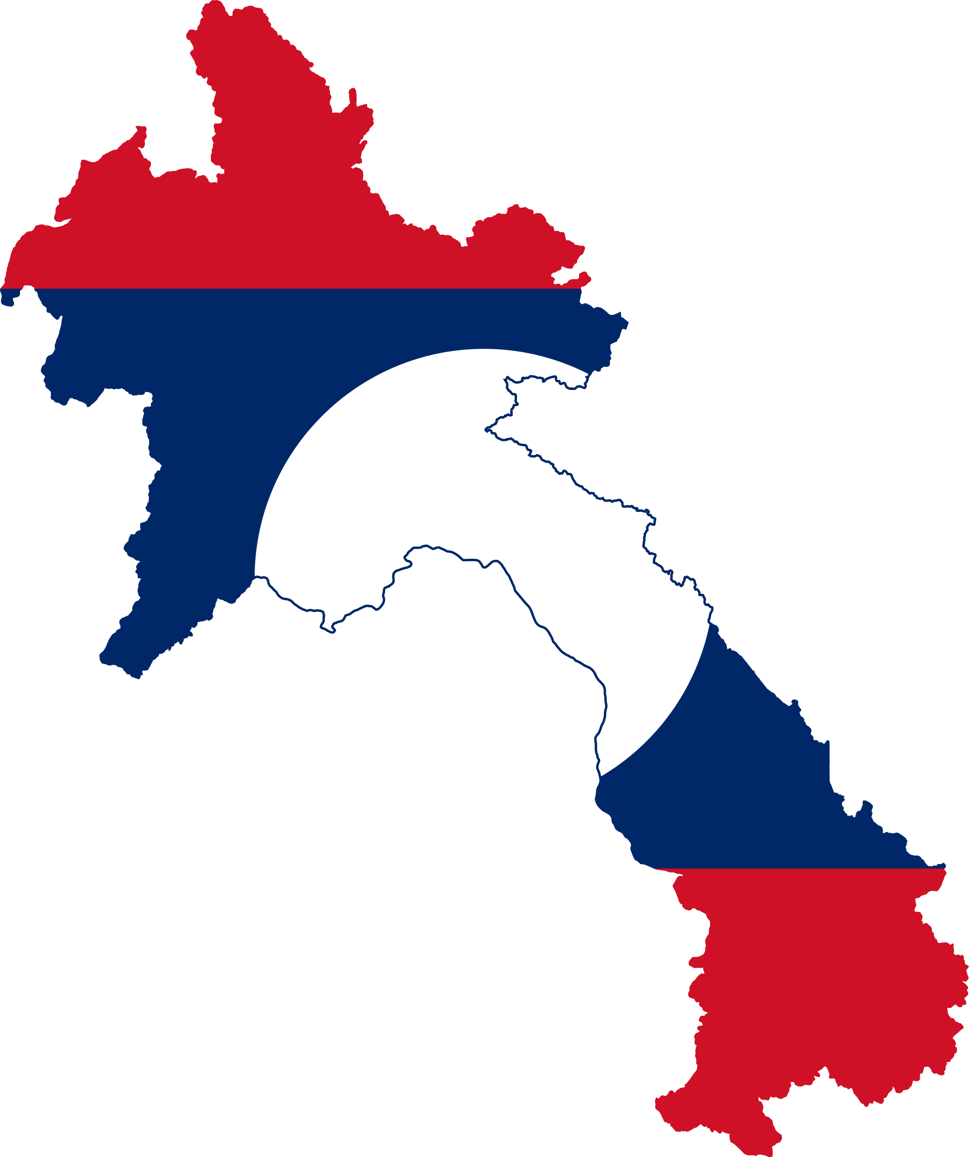 Laos flag png. File map of svg