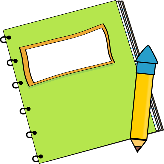 Books clipart notebook. Panda free images notebookclipart