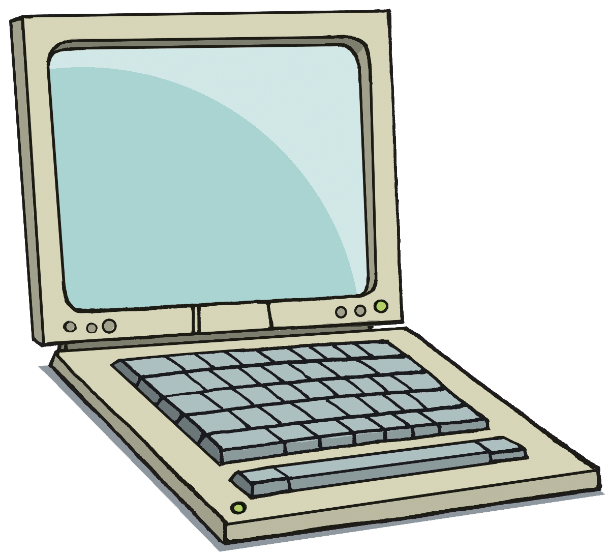 Computers clipart notebook. Free laptop pictures and