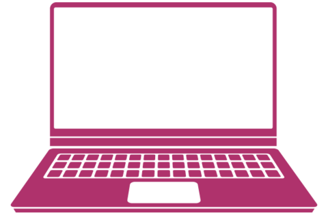 Laptop clipart pink laptop. Contact pasteldreamsboutique