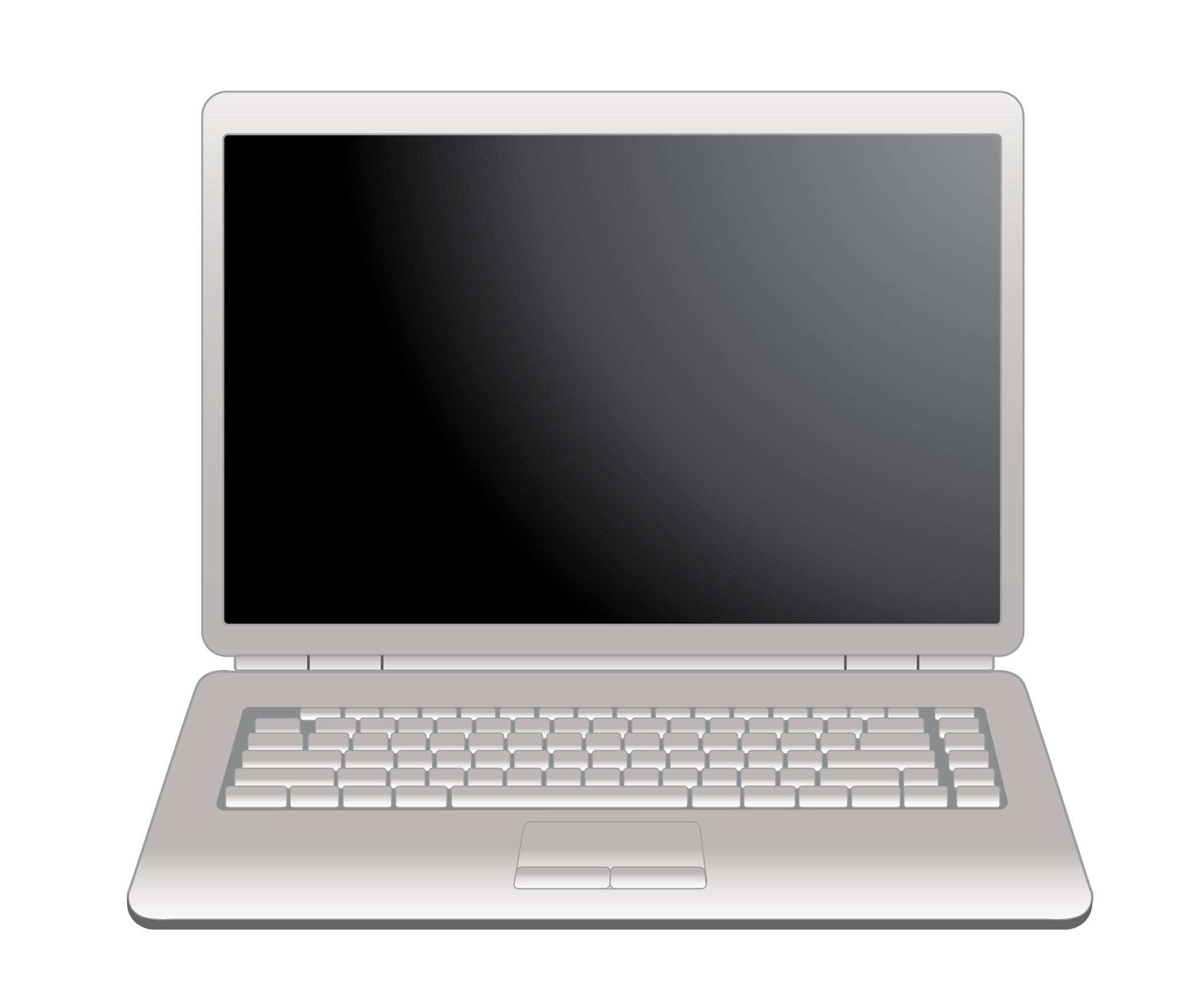 Laptop clipart png format. Transparent images all free