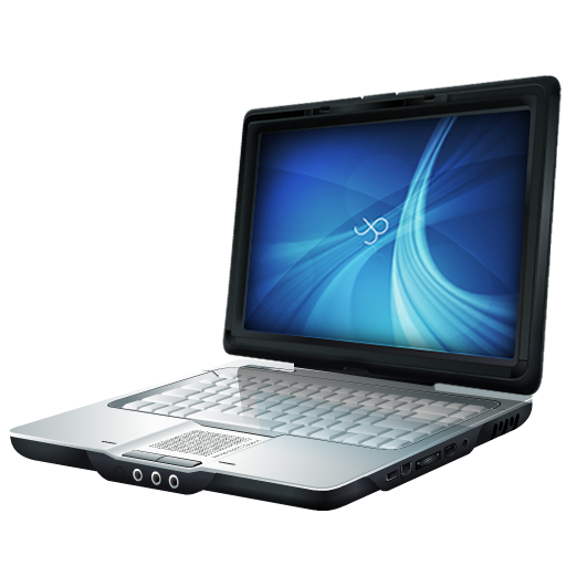 Laptop png. Hp notebook free icons